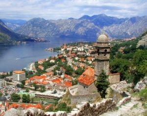 Černá Hora a letní dovolená